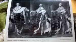 """Illustration tirée de Paul et Pierrette Girault de Coursac, """"Louis XVI, un visage retrouvé"""", O.E.I.L, 1990, pl. III."""